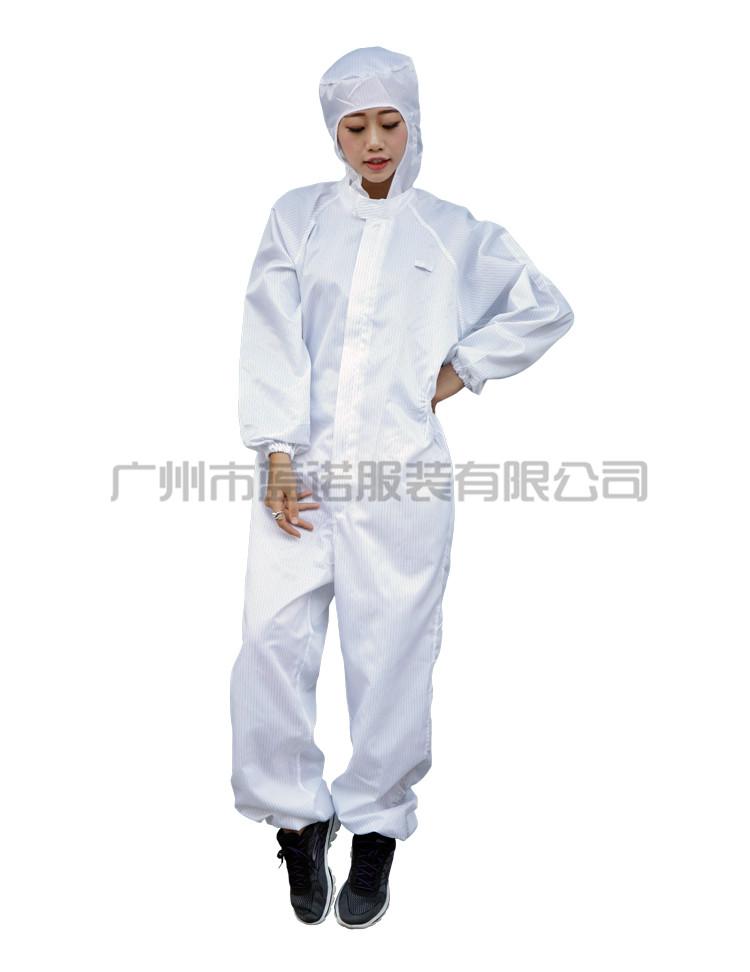 连体/白色/无尘服订做防静电服定制厂家