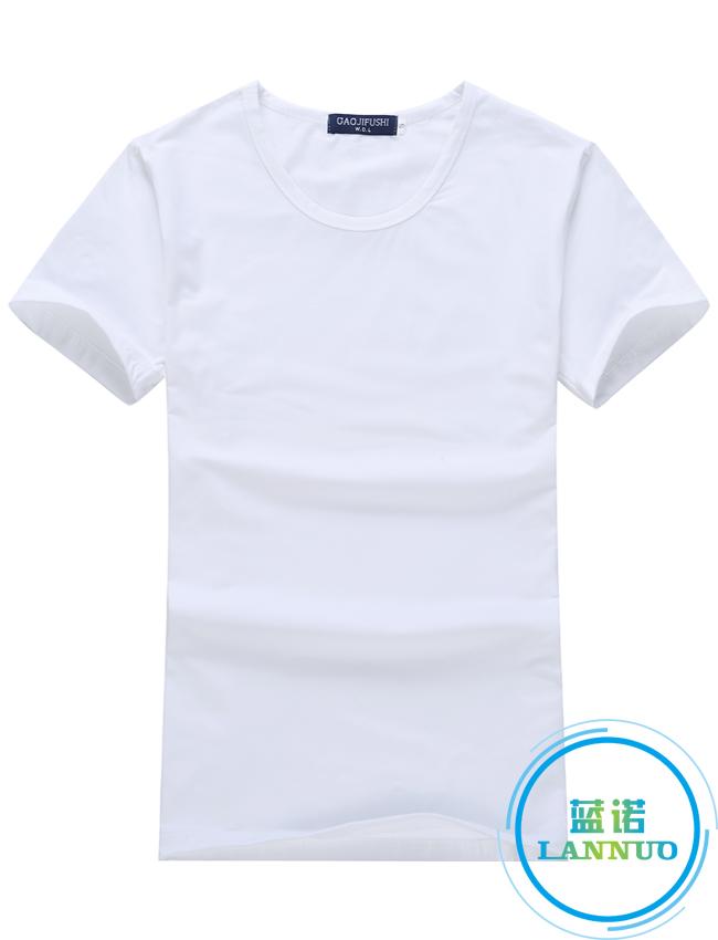莫代尔/白色/聚会衫订做T恤衫定制厂家