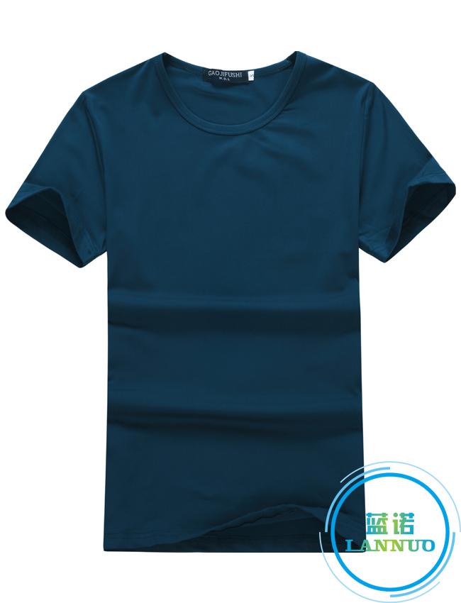 莫代尔/墨蓝/聚会衫订做T恤衫定制厂家
