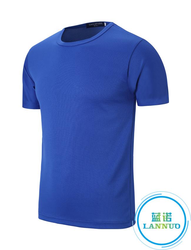 速干衣/彩蓝/活动衫订做T恤衫定制厂家
