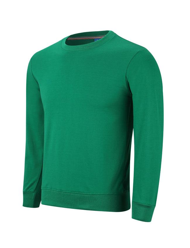 WY806草绿卫衣订做卫衣定制厂家